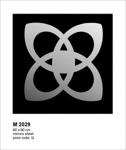Oglinda M2029 Quatrefoil
