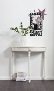 Sticker decorativ 14003 Diva