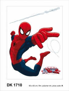 Sticker decorativ DK1710 Spiderman