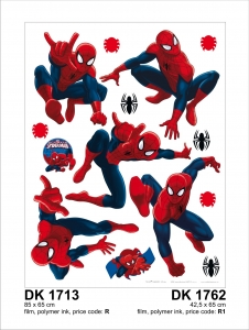 Sticker decorativ DK1713 Spiderman
