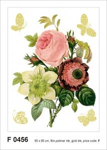 Sticker decorativ F0456 Buchet