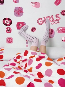Sticker decorativ 17006 Girl's Only