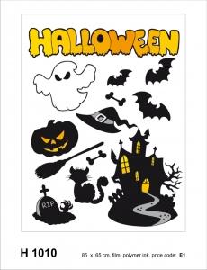 Sticker decorativ H1010 Halloween