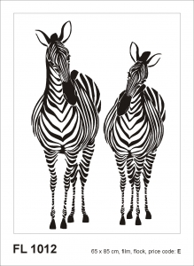Sticker decorativ FL1012 Girafe