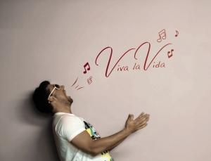Sticker decorativ 17709 Viva la Vida