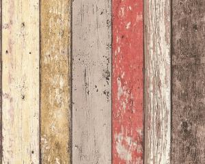 Tapet 8951-27 Wood & Stone