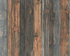 Tapet 9086-12 Wood & Stone