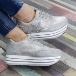 Adidasi Grey